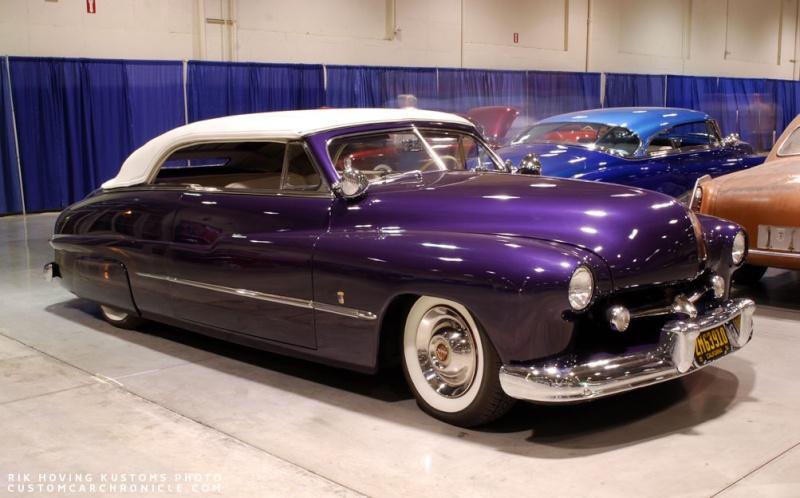 1950 Mercury convertible - Ralph Testa - Barris Kustoms Ccc-ra10