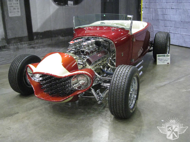 The Emperor - 29 Ford Roadster - Barris Kustoms Chuck-10