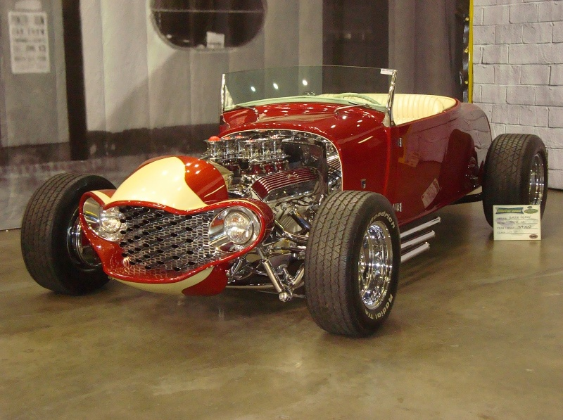 The Emperor - 29 Ford Roadster - Barris Kustoms Dsc04310