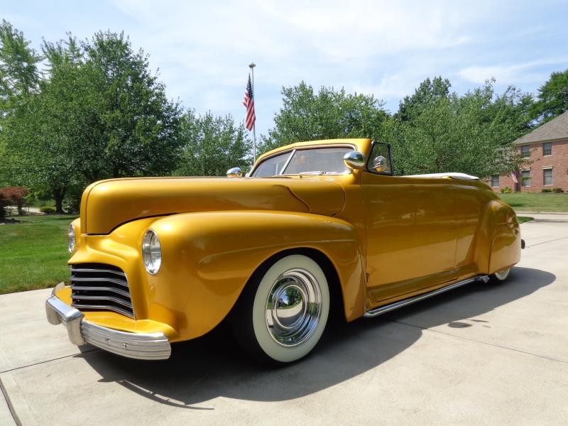 Ford & Mercury 1941 - 1948 customs & mild custom - Page 6 Dsc07410