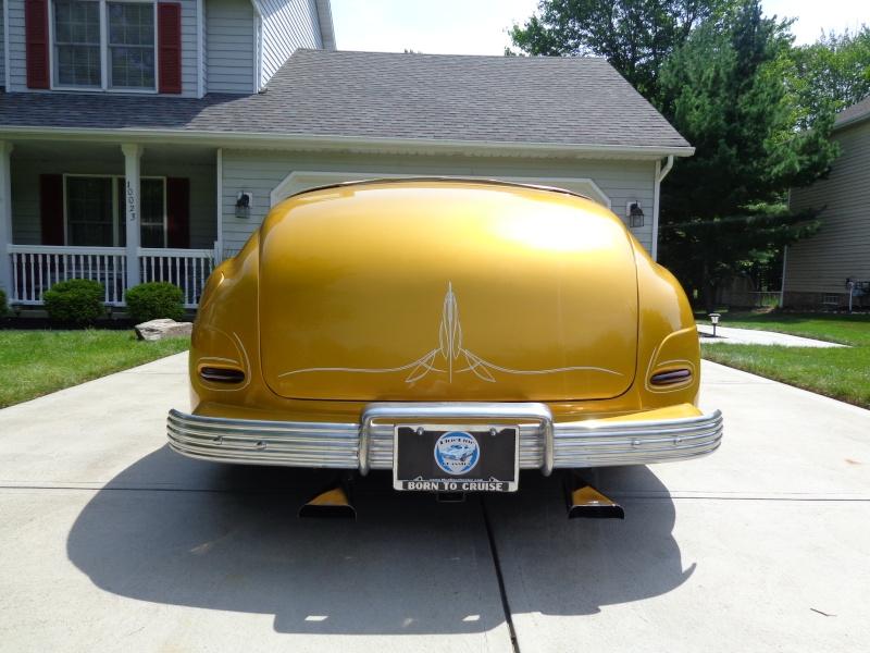 Ford & Mercury 1941 - 1948 customs & mild custom - Page 6 Dsc07413