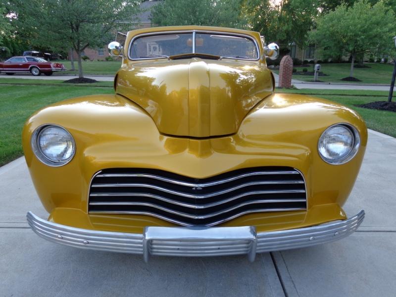 Ford & Mercury 1941 - 1948 customs & mild custom - Page 6 Dsc07512