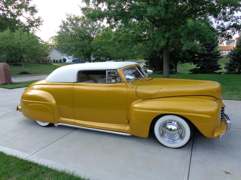 Ford & Mercury 1941 - 1948 customs & mild custom - Page 6 Dsc07514