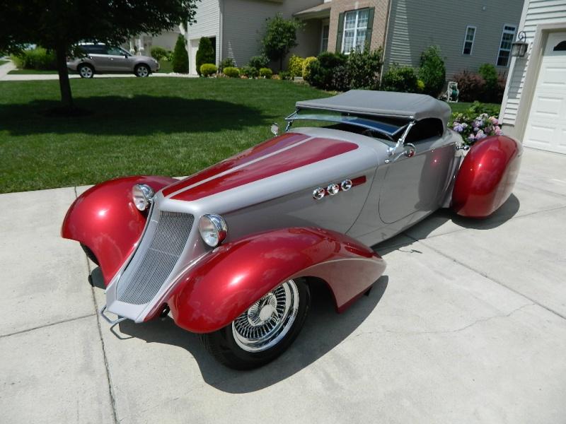 1935 Auburn Boattail Speedster -  Chip Foose Designed Dscn0012