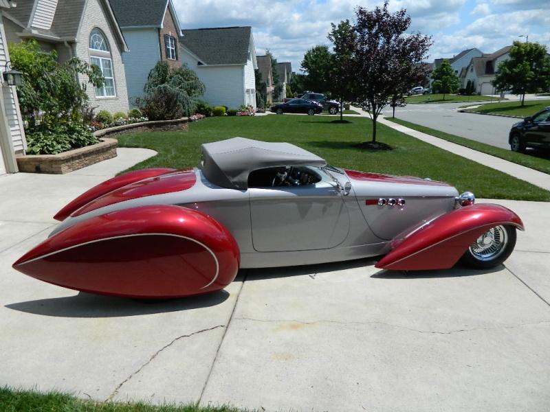 1935 Auburn Boattail Speedster -  Chip Foose Designed Dscn0013