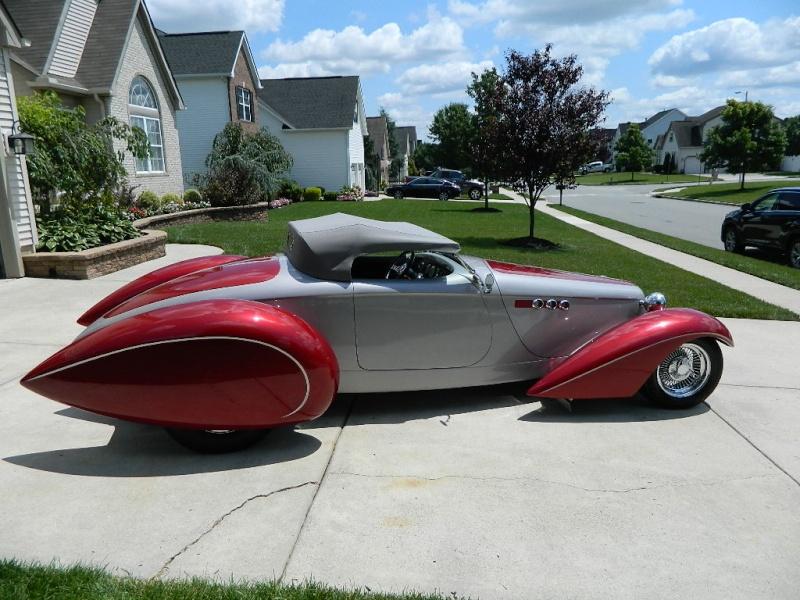 1935 Auburn Boattail Speedster -  Chip Foose Designed Dscn9911