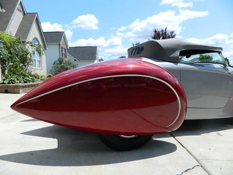 1935 Auburn Boattail Speedster -  Chip Foose Designed Dscn9912