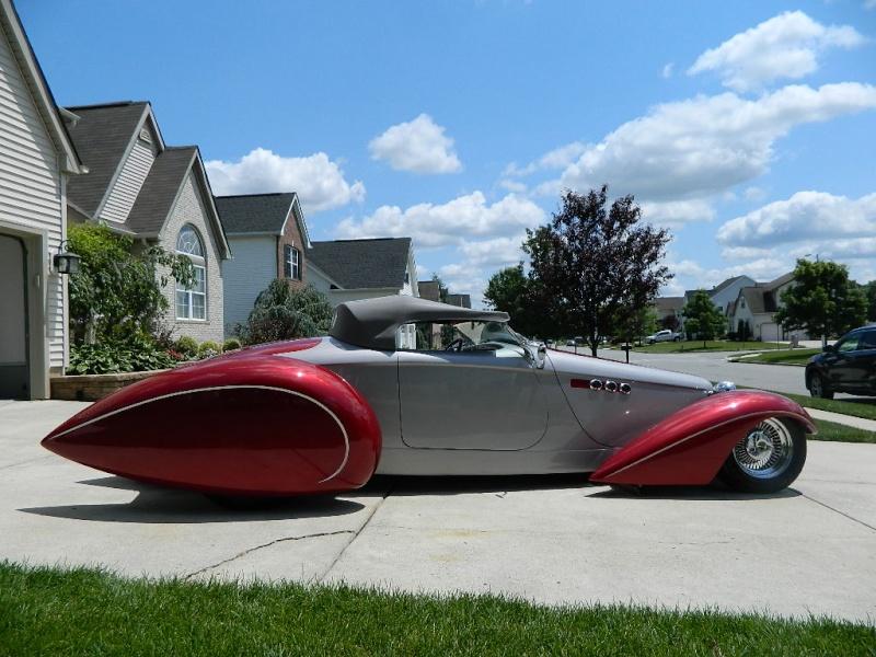 1935 Auburn Boattail Speedster -  Chip Foose Designed Dscn9913
