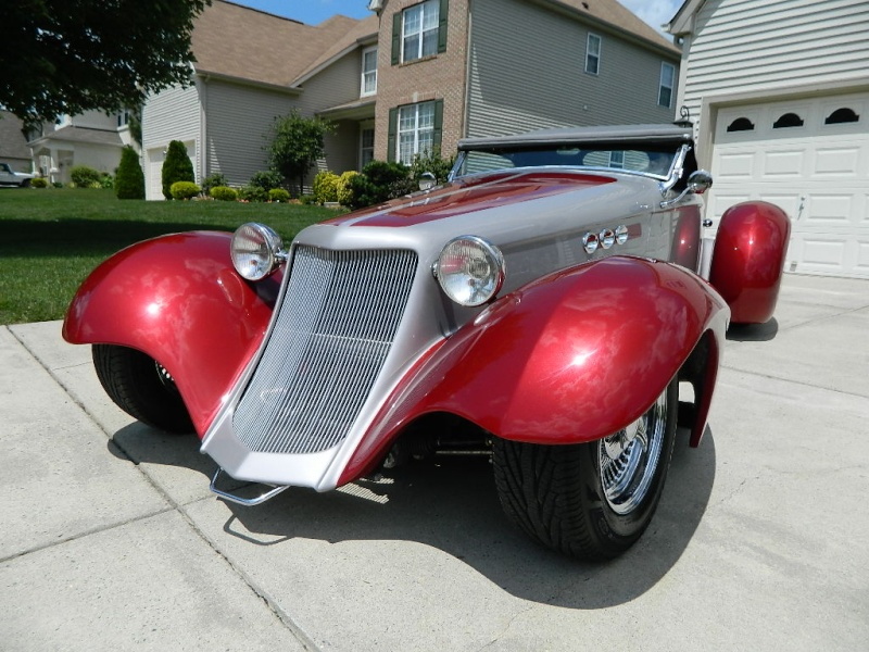 1935 Auburn Boattail Speedster -  Chip Foose Designed Dscn9914
