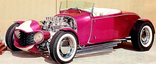 The Emperor - 29 Ford Roadster - Barris Kustoms Empero10