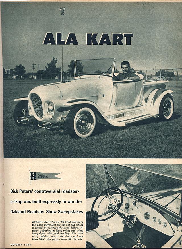 Ala Kart - George Barris Hotrod10