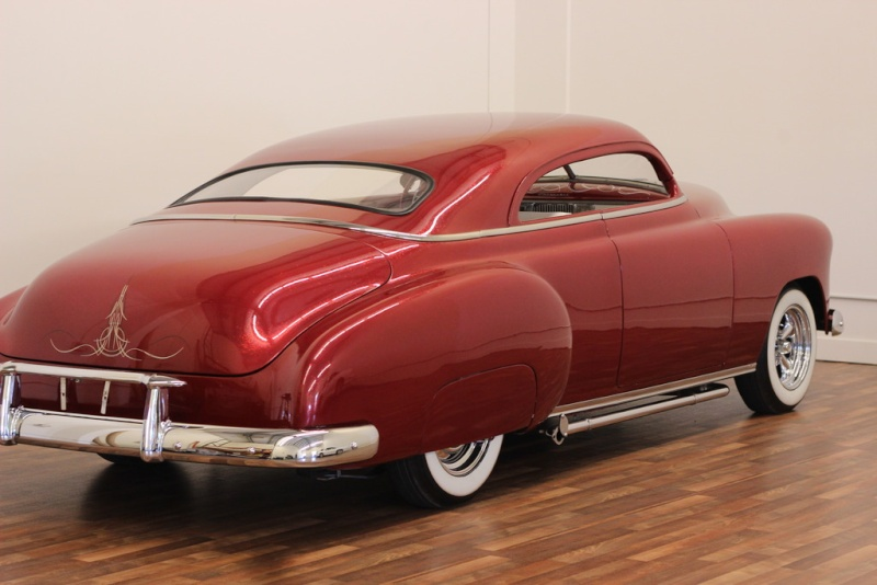 Chevy 1949 - 1952 customs & mild customs galerie - Page 19 Img_7537