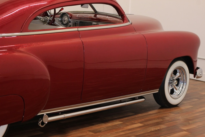 Chevy 1949 - 1952 customs & mild customs galerie - Page 19 Img_7541
