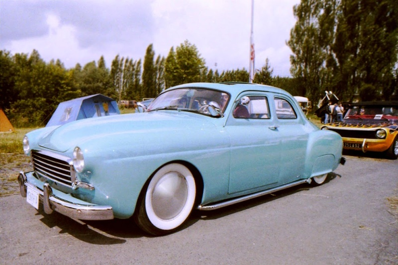 1954 Renault Fregate - Menth' A Low Jcr110