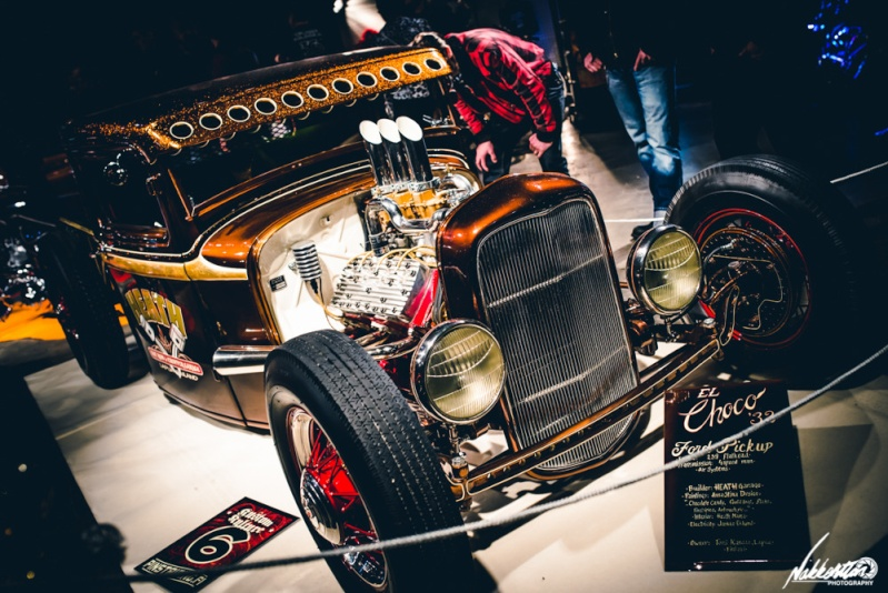 1932 Ford hot rod - Page 11 Kustom12