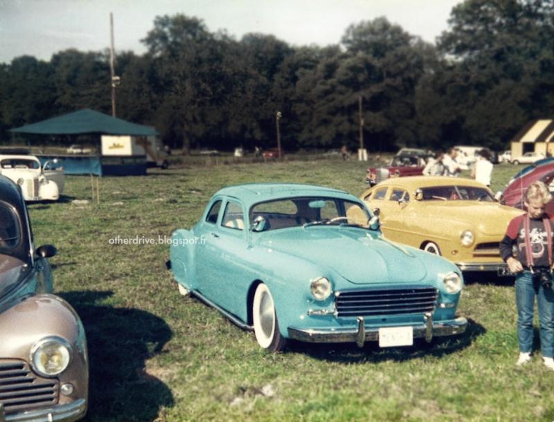 1954 Renault Fregate - Menth' A Low Mental10