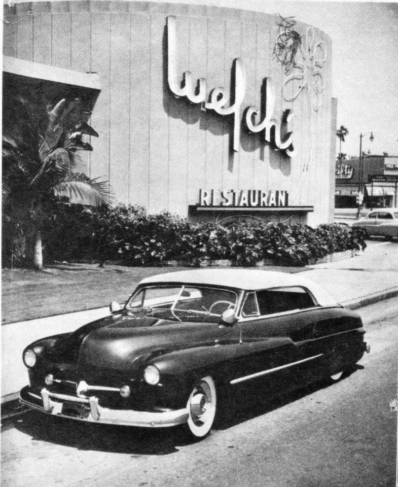 1950 Mercury convertible - Ralph Testa - Barris Kustoms Ralph-11
