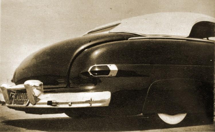 1950 Mercury convertible - Ralph Testa - Barris Kustoms Ralph-12