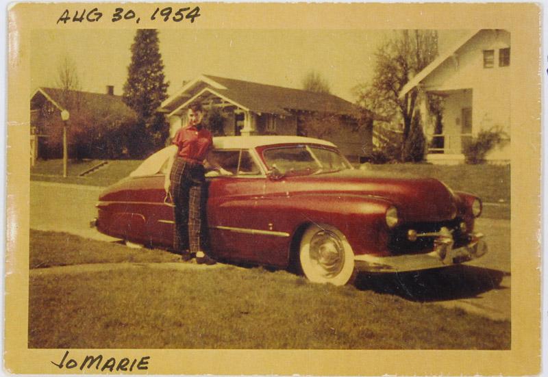 1950 Mercury convertible - Ralph Testa - Barris Kustoms Ralph-15