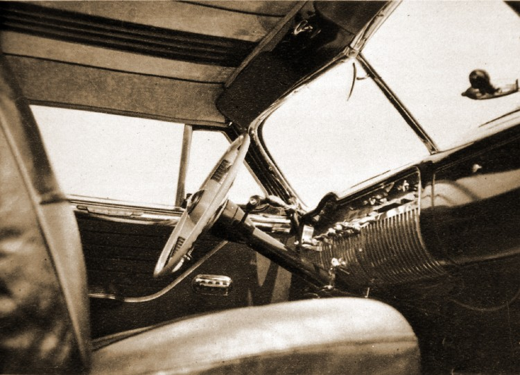 1950 Mercury convertible - Ralph Testa - Barris Kustoms Ralph-17
