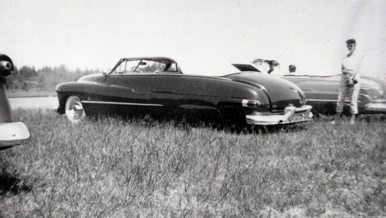 1950 Mercury convertible - Ralph Testa - Barris Kustoms Ralph-18