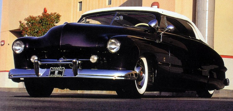 1950 Mercury convertible - Ralph Testa - Barris Kustoms Ralph-19