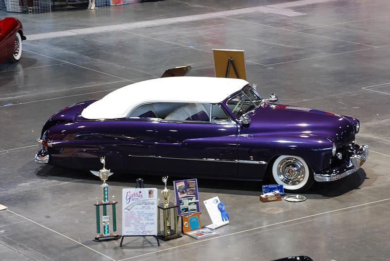 1950 Mercury convertible - Ralph Testa - Barris Kustoms Ralph-21