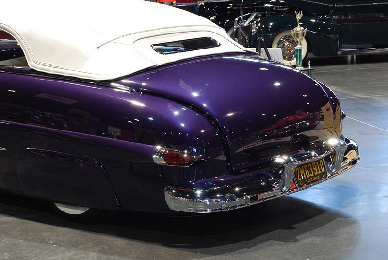 1950 Mercury convertible - Ralph Testa - Barris Kustoms Ralph-22