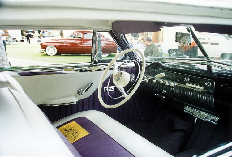 1950 Mercury convertible - Ralph Testa - Barris Kustoms Ralph-23