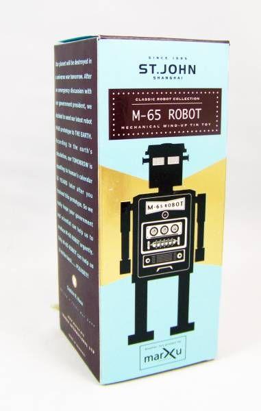 Robots jouets vintages - vintage robot toys Robot-21