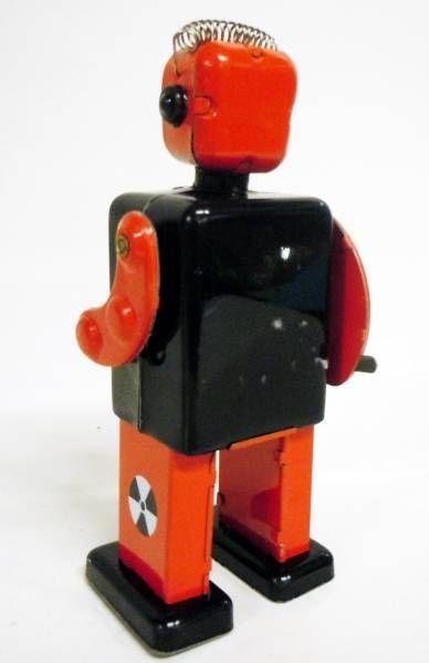 Robots jouets vintages - vintage robot toys Robot-24