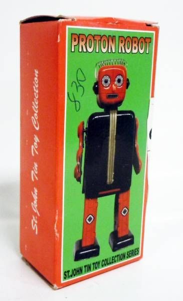 Robots jouets vintages - vintage robot toys Robot-25