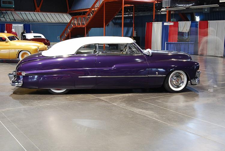 1950 Mercury convertible - Ralph Testa - Barris Kustoms Sacram10