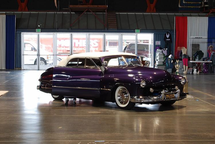 1950 Mercury convertible - Ralph Testa - Barris Kustoms Sacram11