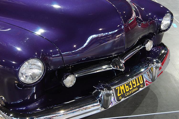 1950 Mercury convertible - Ralph Testa - Barris Kustoms Sacram13