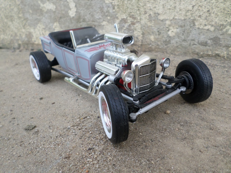 American classic car - Hot Rods & Customs 1/18 scale - Page 3 Sam_2316