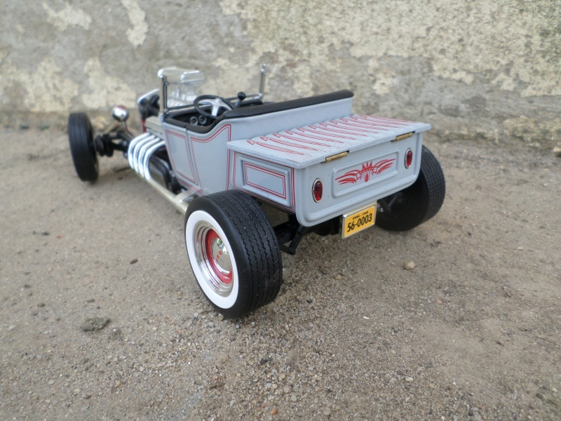 American classic car - Hot Rods & Customs 1/18 scale - Page 3 Sam_2317