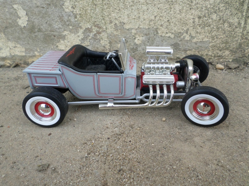 American classic car - Hot Rods & Customs 1/18 scale - Page 3 Sam_2318