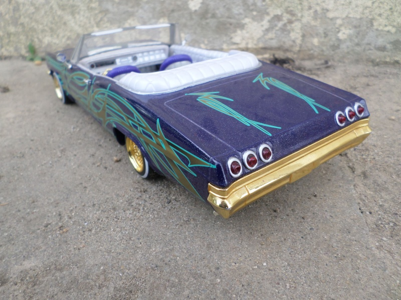 American classic car - Hot Rods & Customs 1/18 scale - Page 3 Sam_2323
