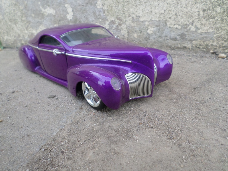American classic car - Hot Rods & Customs 1/18 scale - Page 3 Sam_2325