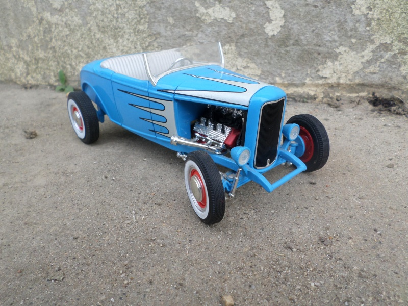 American classic car - Hot Rods & Customs 1/18 scale - Page 3 Sam_2412