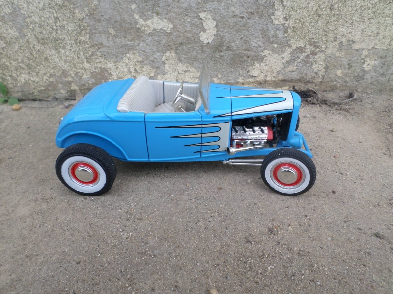 American classic car - Hot Rods & Customs 1/18 scale - Page 3 Sam_2414