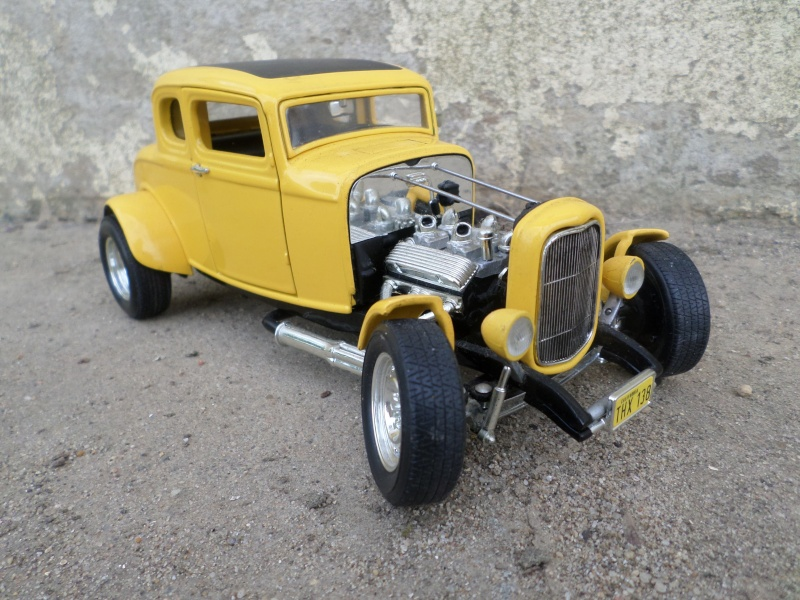 American classic car - Hot Rods & Customs 1/18 scale - Page 3 Sam_2418