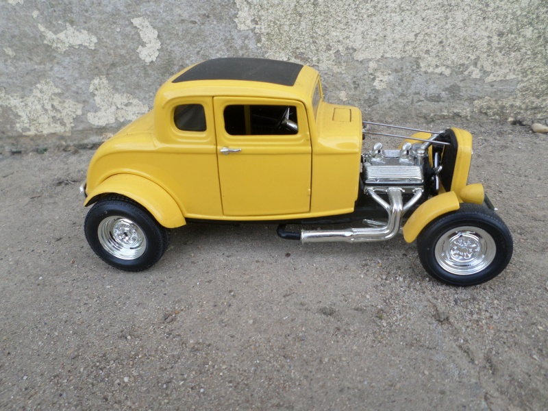 American classic car - Hot Rods & Customs 1/18 scale - Page 3 Sam_2420