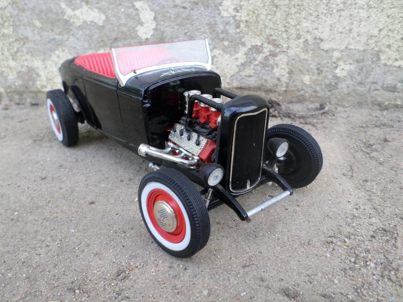 American classic car - Hot Rods & Customs 1/18 scale - Page 3 Sam_2421