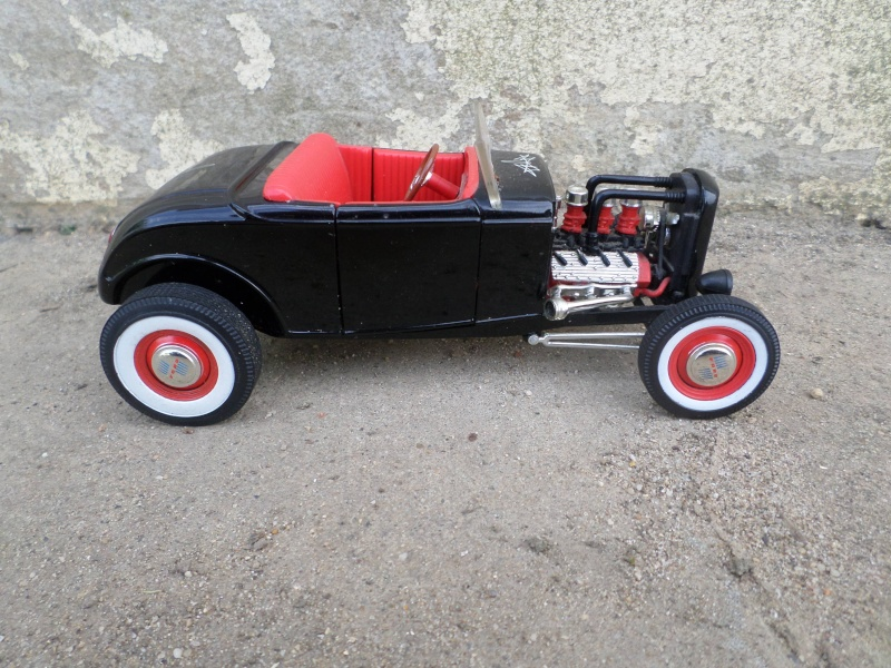 American classic car - Hot Rods & Customs 1/18 scale - Page 3 Sam_2423