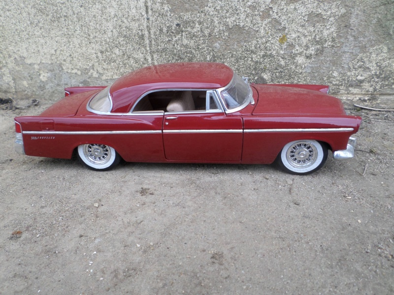 American classic car - Hot Rods & Customs 1/18 scale - Page 3 Sam_2438
