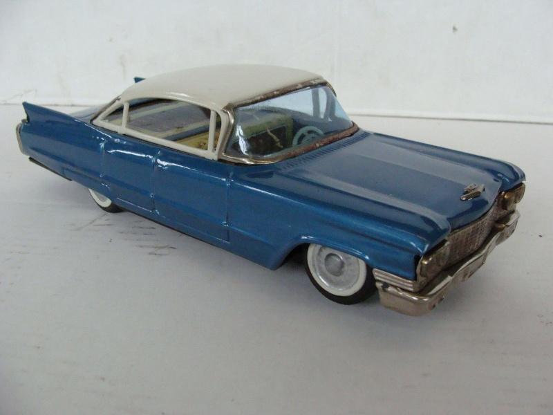 us car -  tôle - Tin Toys -  1950's & 1960's - Page 3 T2ec1610