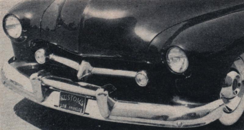 1950 Mercury convertible - Ralph Testa - Barris Kustoms Testa-10