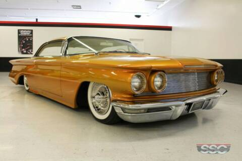1960 Oldsmobile Super 88 Holiday - Richard Zocchi - Lucky 7